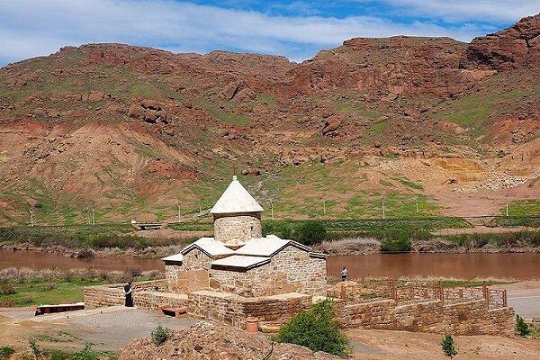 İran'ın tarihi kilisesi; Çupan Şapeli