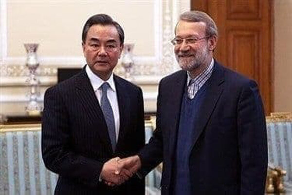 China's FM says Iran, China relation strategic