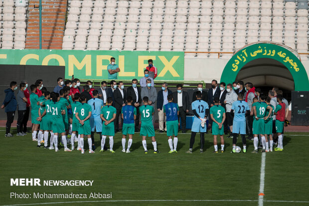 وعده عصر گران قیمت بنده برای بهبود شرایط تیم ملی ایران