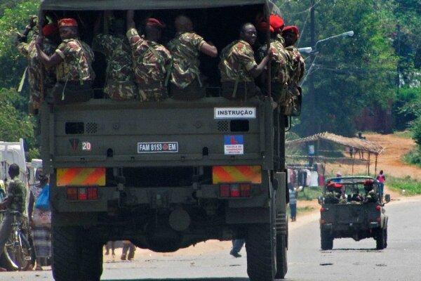 تلفات گسترده تروریست های الشباب در جنوب سومالی