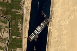 تلاش جدید برای شناور کردن کشتی عظیم باربری در کانال سوئز در جریان است