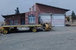 عدم تجهیز ساختمان آتشنشانی روستای چشمهگل پس از پنج سال