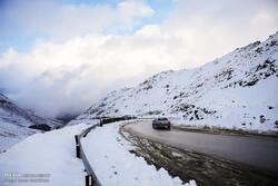برودت شدید هوا در استان سمنان/ رضوان میامی ۹ درجه زیر صفر