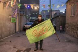 İran, Hz. İmam Mehdi'nin (a.c) doğum günü için süslendi