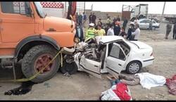 ۸ کشته و زخمی نتیجه تصادفات جاده ای فارس در ۲۴ ساعت