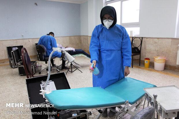 جهاد دندانپزشکی در گمیشان