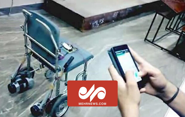 VIDEO: Smart Wheelchair