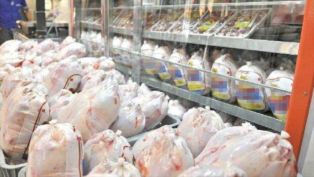 توزیع ۱۴۱ تن گوشت مرغ در اردبیل/مردم نگران کمبود گوشت سفید نباشند