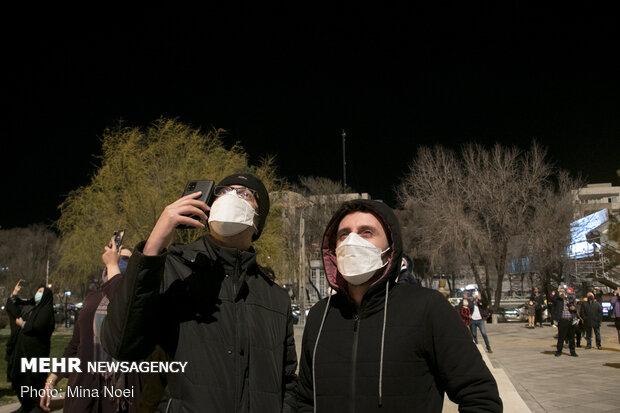 Mid Shaban in Tabriz