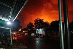 Massive explosion in Indonesia refinery injures 20