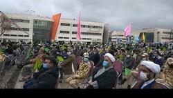 اجتماع بزرگ منتظران ظهور در مشهد