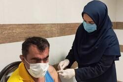 تزریق واکسن کرونا به پاکبانان دزفول آغاز شد