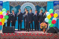 جشن نیمه شعبان در زنجان برگزار شد