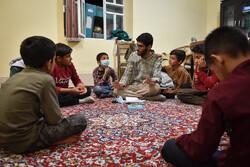 حس خوب اردوی جهادی
