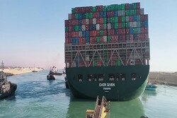 هيئة قناة السويس تعلن تعويم السفينة الجانحة وعودة الملاحة في القناة