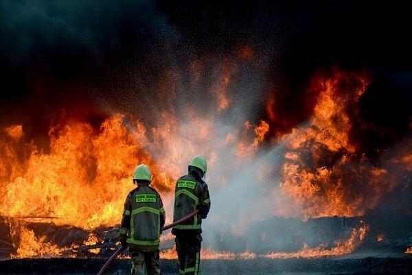 Endonezya'da petrol rafinerisinde büyük patlama