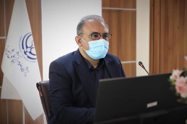 آمار جان باختگان و موارد بستری کرونا در  فارس نگران کننده است