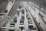 حجم ترددها در معابر تهران رو به افزایش است
