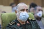 اللواء سلامي: لم تعد القوىوالامبراطوريات العظمى كبيرة امام ايران