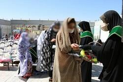 برگزاری جشن نیمه شعبان در بند بانوان زندان کرمانشاه
