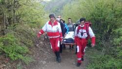 امدادرسانی به ۵۸۵ نفر در حوادث ٧٢ ساعت گذشته