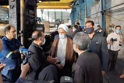 امکان توسعه صنعت فولاد لرستان/ مشکلات توسط سازمان بازرسی پیگیری میشود