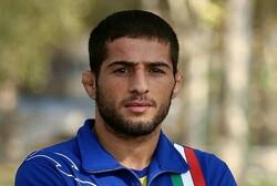 ورزشکار بجنوردی به مصاف حریف افغانستانی خود میرود