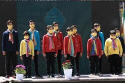 جشنواره «آوای بینشانها» آغاز شد/ کار مهم نوجوانان نسل چهارم