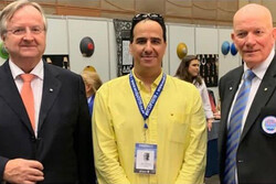 عضویت یک ایرانی در فدراسیون جهانی نجات غریق