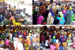 جشن نیمه شعبان در اوگاندا برگزار شد