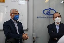 اقدامات تکمیلی برای تولید انبوه واکسن رازی کوو پارس پیگیری میشود