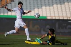 Iran 3-0 Syria: friendly