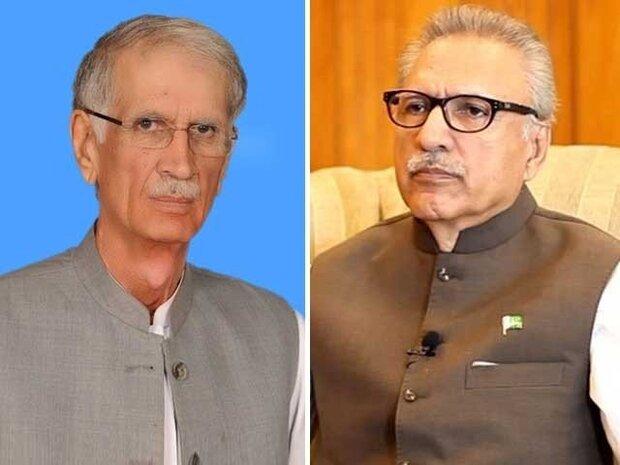 پاکستان کے صدر اور وزیر دفاع کورونا کا شکار ہوگئے