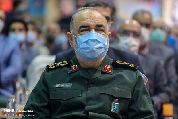 سرلشکر سلامی: «علی لندی» نشان داد روح شجاعت همچنان جاری است