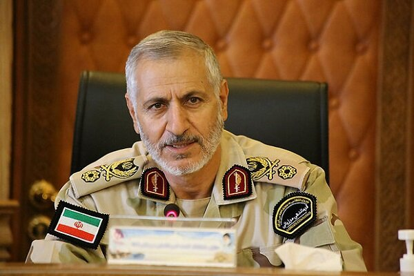 تعاون إيراني عراقي مشترک في مجال مكافحة الارهاب على الشريط الحدودي