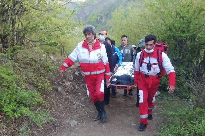 امدادرسانی به ۵۵۲ نفر در حوادث ٧٢ ساعت گذشته