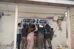 ساخت ۱۲ باب منزل در مناطق زلزله زده سیسخت
