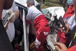 گزارش ۴۶ مورد حادثه در ایام نوروز به هلال احمر استان مرکزی