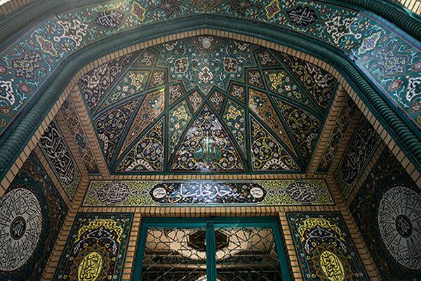 مسجدی انقلابی در مجاورت با ساختمان ساواک