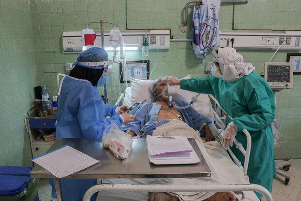 ۴۵ نفر مبتلا به کرونا در فارس جان باختند/ایجاد بیمارستان پشتیبان