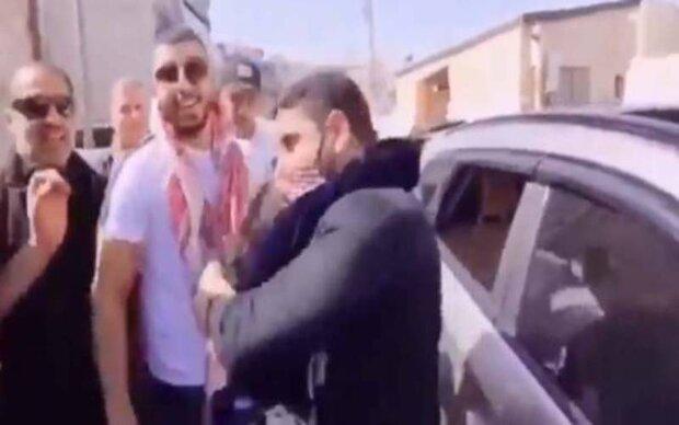 فلسطینی شہری مجد بربر 20 سال بعد اسرائیلی جیل سے رہا