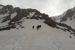 مفقود شدن ۸ کوهنورد در منطقه «افجه» لواسان