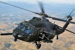 فرود اضطراری بالگرد نظامی در ولایت هلمند/ ۳ نفر کشته شدند