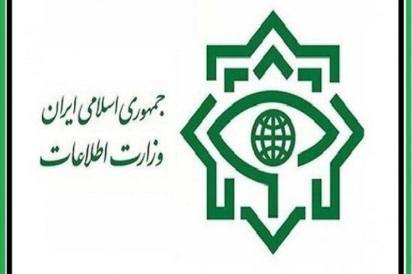 Terrorist team dismantled, Iran intel. ministry says