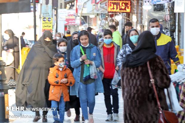4 استان در صدر رعایت کنندگان پروتکل های بهداشتی