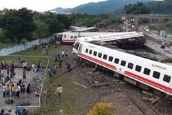 تائیوان میں ٹرین حادثے میں 36 افراد ہلاک