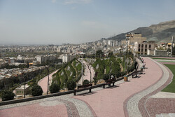 یوم ماحولیات کے موقع پر تہران کی پارکیں تعطیل