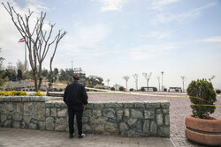 حال و هوای پارک های تهران در روز طبیعت