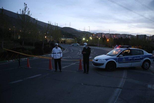 آماده باش صد در صدی پلیس راهور پایتخت در روز طبیعت
