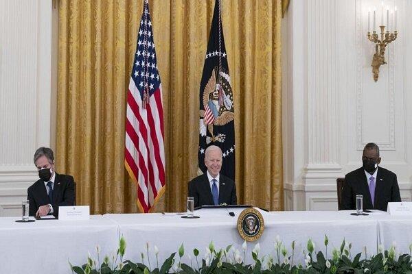 ABD Başkanı Joe Biden, ilk kabine toplantısını yaptı